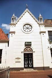 Groene Zwaan De Rijp lutherse kerk