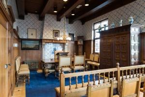 Raadhuis De Rijp raadszaal 1